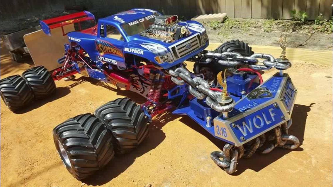Programma Tractor Pulling Oudenhoorn